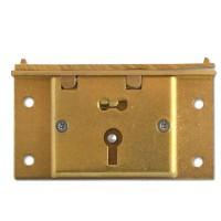 Asec No. 48 4 Lever Boxlock 64mm