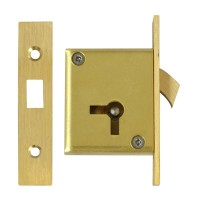 Asec No. 85 4 Lever Mortice Hooklock 64mm RH