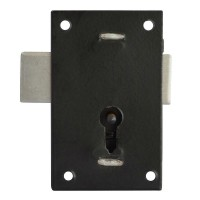 Asec 1 Lever Type 150 Straight Cupboard Lock