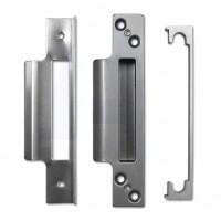 Legge No. 42 Rebate Set 13mm Satin Chrome