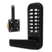 Borg Locks BL4409MG Wooden Gate Digital Slam Latch