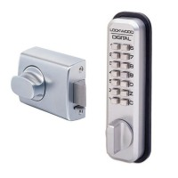 Lockwood Mechanical Digital Lock SC