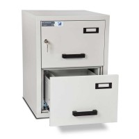 FF200 Filing Cabinet 2 Drawer Key