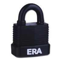 Era Weather Proof Laminated Padlock 45mm