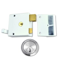 Union Cyl Drawback Lock 73mm WE-SC