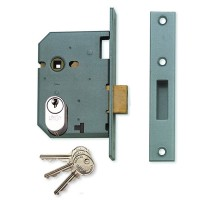 Union Escape Lock SC 75mm Oval Cylinder