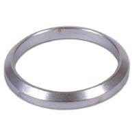 Union Trim Ring 4mm Satin Chrome
