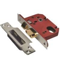 45mm Backset - Stainless Steel