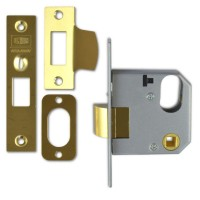 Backset: 47mm - Polished Brass