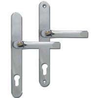 Asec UPVC Door Handles 92 / 240mm Chrome