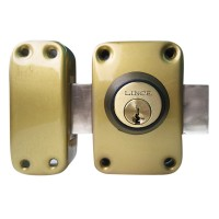 Lince Rim Deadlock 3916 Keyed Both Sides