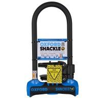 Oxford SHACKLE 14 U-Lock 320mm Blue