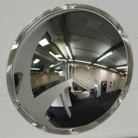Securikey Anti-Vandal Steel Wall Dome Mirror