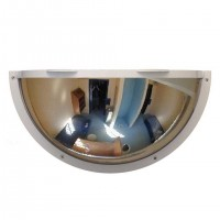 Securikey Anti-Ligature Half Face Mirror