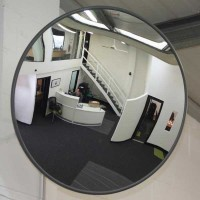 Securikey Round Interior Security Mirror