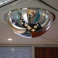Securikey Ceiling Dome Mirror