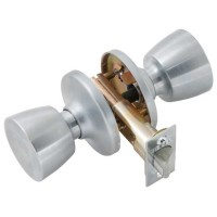 Weiser Beverly GAC101 Passage Set - Satin Chrome