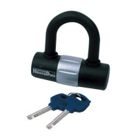 Oxford HD Mini Disc Lock Black