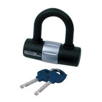 Oxford HD Mini Disc Lock Black