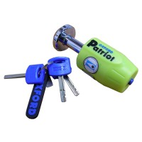 Oxford Patriot Disc Lock 75mm Pin