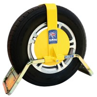 Bulldog QD Caravan Wheel Clamp