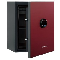 Phoenix Spectrum Plus LS6012 Luxury Safe Red