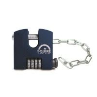 Stronghold Combo Padlock and Chain