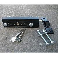 Side Gate & Shed Lock