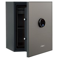 Phoenix Spectrum Plus LS6012 Luxury Safe Silver