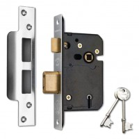 Securefast Sashlock SKSS2 64mm Stainless Steel