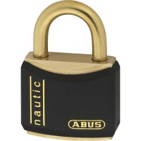 Abus T84MB/30mm Black Rustproof Padlock
