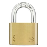 Yale Essential Brass Padlock 60mm KD