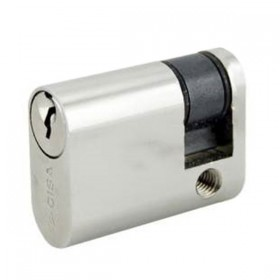 Cisa Small Oval Single Cylinder