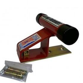 PJB Garage Defender Red No Lock