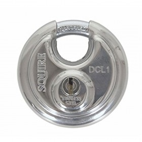 Squire Disc Padlock DCL1