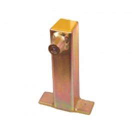 Bulldog Ground Socket and Lock for Post