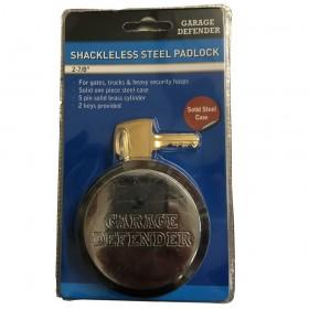 PJB Lock-it Round Padlock