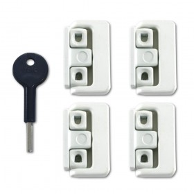 Yale 8K101 Pivoted Window Lock
