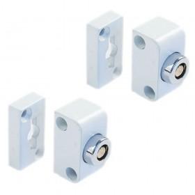 Yale 8K102 Push Button Window Lock x 2