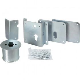 Viro V09 Fixing Kit For Motorized Sectional Doors