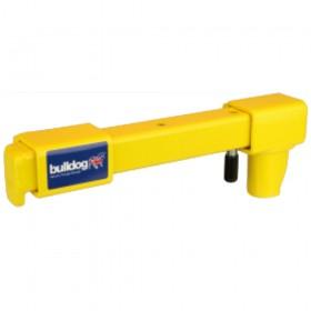 Bulldog Van Door Lock Rear